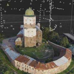 Фотограмметрическая обработка в Agisoft Metashape и Reality Capture