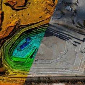 Фотограмметрическая и геодезическая обработка АФС